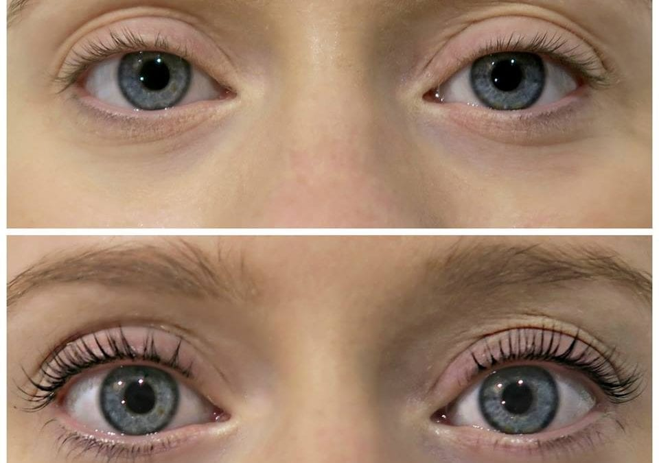 Step By Step – Lash Lift